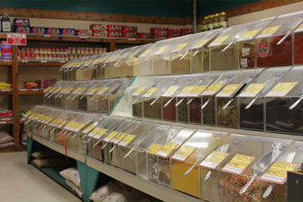 2000 bulk foods to choose from